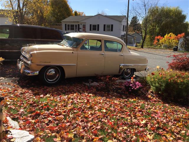 1953 Plymouth Cranbrook (CC-1522822) for sale in Holyoke, Massachusetts