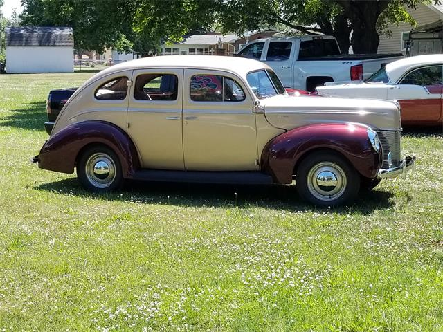 1940 Ford Deluxe (CC-1522823) for sale in DECATUR, Illinois