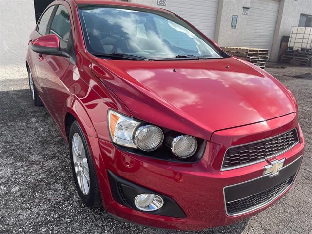 2012 Chevrolet Sonic (CC-1522824) for sale in Bradenton, Florida