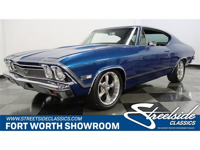 1968 Chevrolet Chevelle (CC-1522843) for sale in Ft Worth, Texas
