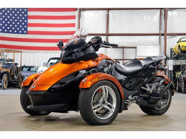 2008 Can-Am Spyder (CC-1522844) for sale in Kentwood, Michigan