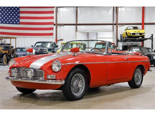 1968 MG MGB (CC-1522845) for sale in Kentwood, Michigan