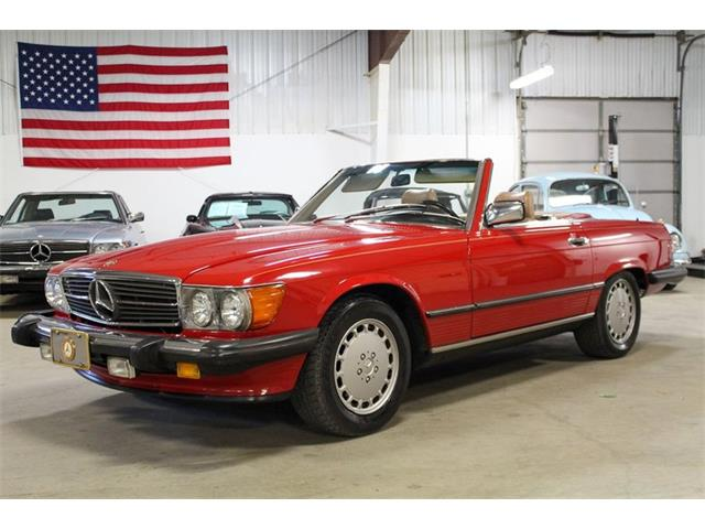 1987 Mercedes-Benz 560SL (CC-1522855) for sale in Kentwood, Michigan