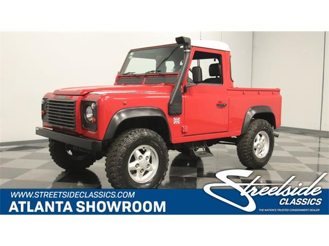 1995 Land Rover Defender (CC-1522858) for sale in Lithia Springs, Georgia