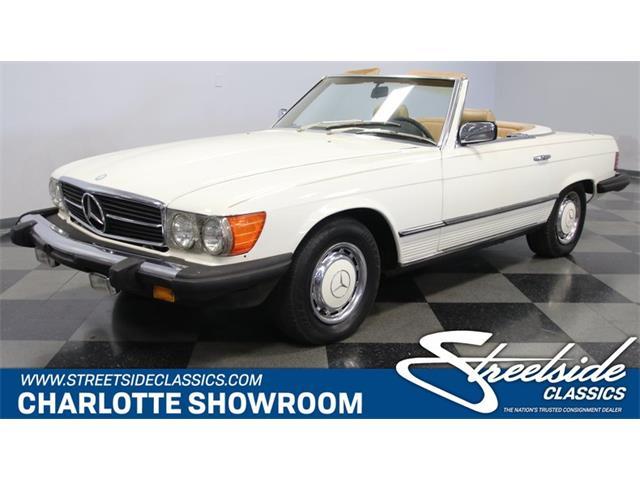1980 Mercedes-Benz 450SL (CC-1522864) for sale in Concord, North Carolina