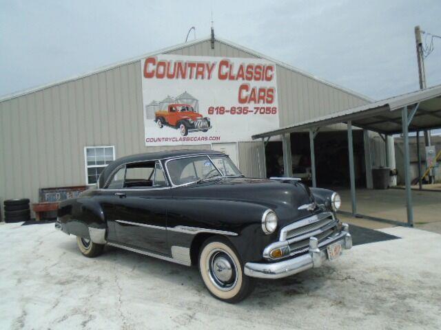 1951 Chevrolet Deluxe (CC-1522905) for sale in Staunton, Illinois
