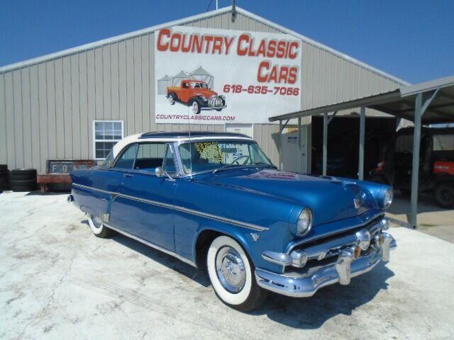 1954 Ford Crestline (CC-1522906) for sale in Staunton, Illinois