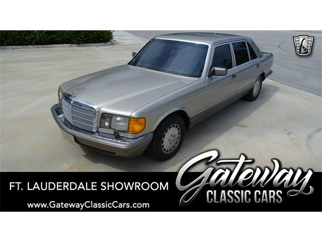 1991 Mercedes-Benz 560SEL (CC-1522907) for sale in O'Fallon, Illinois