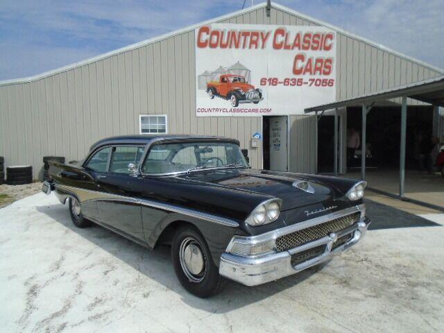 1958 Ford Fairlane 500 (CC-1522909) for sale in Staunton, Illinois