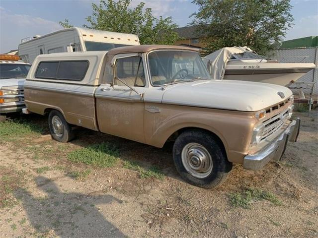 1966 Ford F250 (CC-1520291) for sale in Cadillac, Michigan
