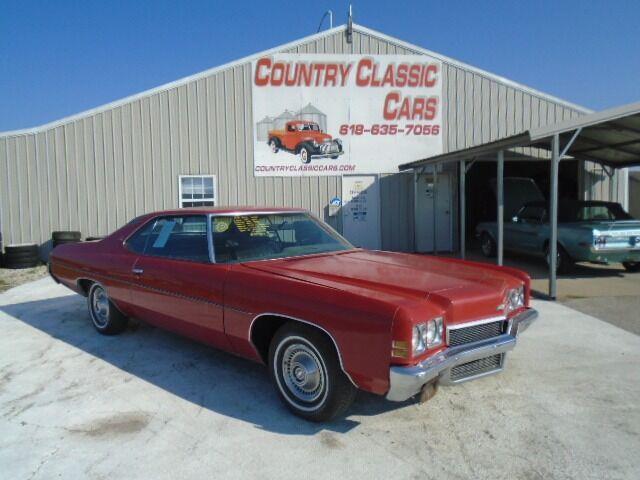 1972 Chevrolet Impala (CC-1522910) for sale in Staunton, Illinois