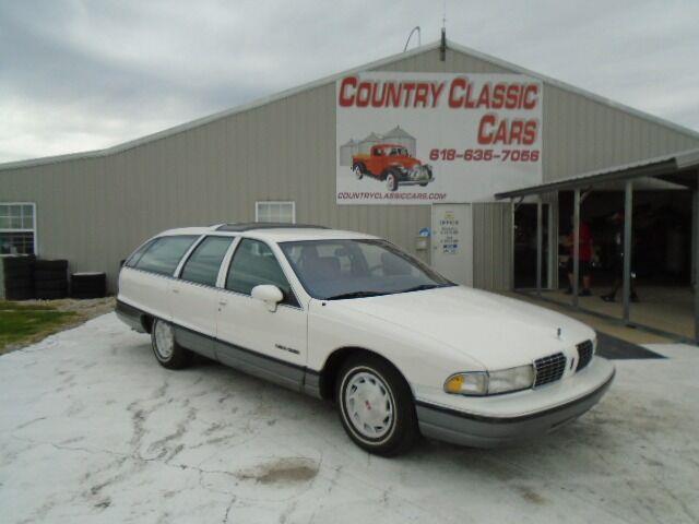 1992 Oldsmobile Custom Cruiser (CC-1522911) for sale in Staunton, Illinois