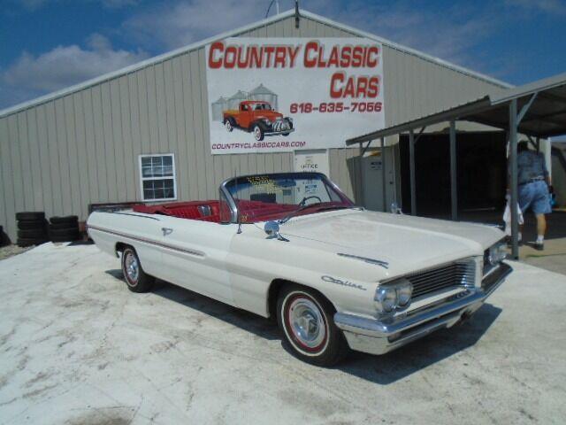 1962 Pontiac Catalina (CC-1522912) for sale in Staunton, Illinois