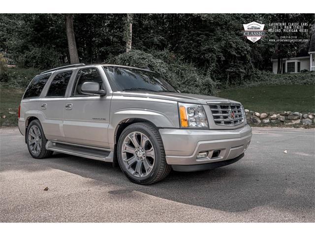 2006 Cadillac Escalade (CC-1522920) for sale in Milford, Michigan
