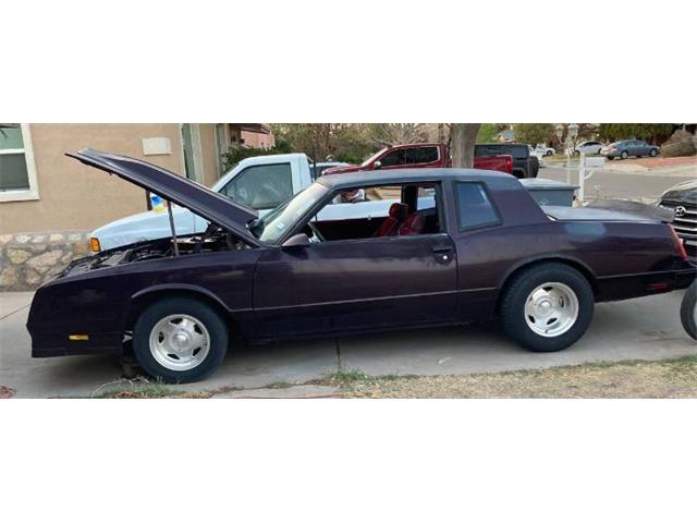1986 Chevrolet Monte Carlo (CC-1520293) for sale in Cadillac, Michigan