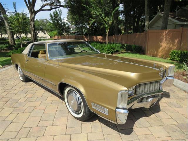 1969 Cadillac Eldorado (CC-1522930) for sale in Lakeland, Florida