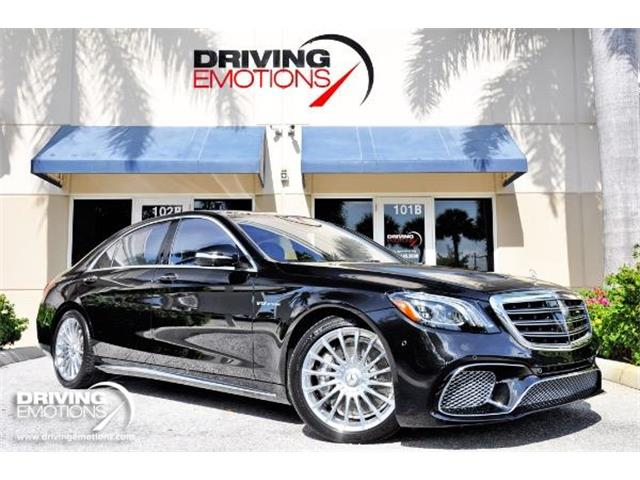 2019 Mercedes-Benz AMG (CC-1522935) for sale in West Palm Beach, Florida
