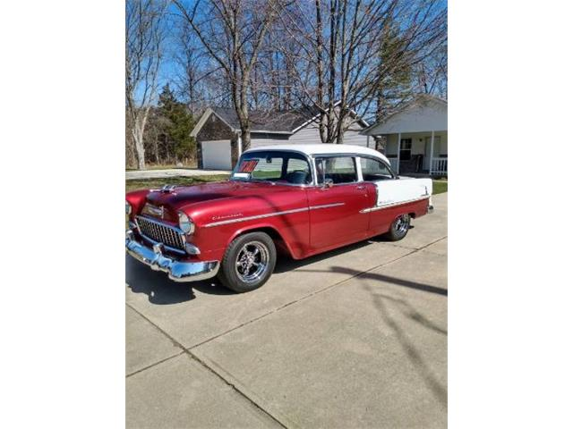 1955 Chevrolet Bel Air (CC-1520294) for sale in Cadillac, Michigan