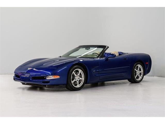 2004 Chevrolet Corvette (CC-1522944) for sale in Concord, North Carolina
