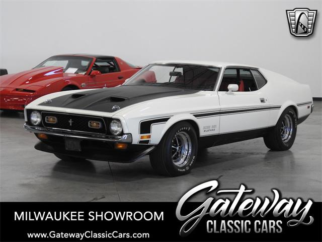 1971 Ford Mustang (CC-1522946) for sale in O'Fallon, Illinois