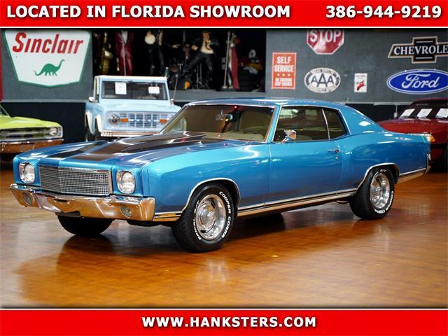1970 Chevrolet Monte Carlo (CC-1522947) for sale in Homer City, Pennsylvania