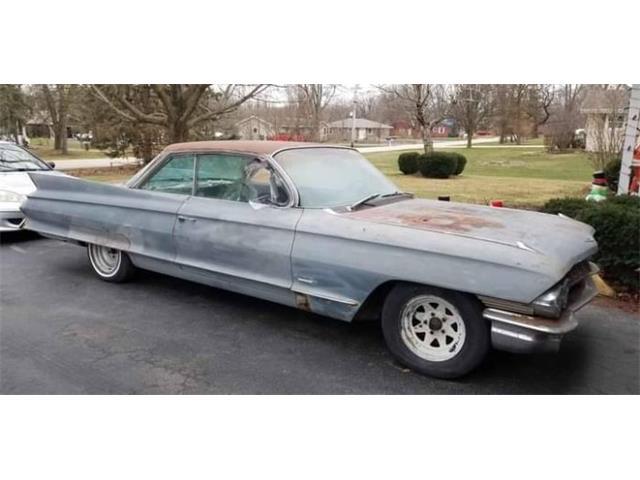 1961 Cadillac Series 62 (CC-1520296) for sale in Cadillac, Michigan