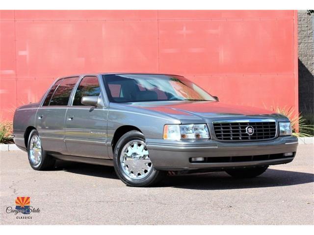 1999 Cadillac DeVille (CC-1522962) for sale in Tempe, Arizona