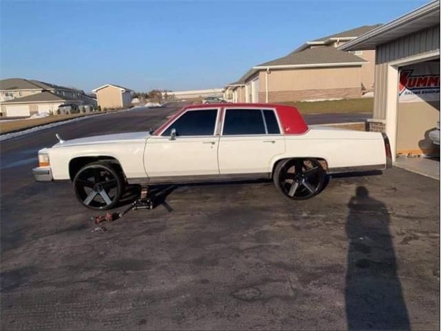 1989 Cadillac Brougham (CC-1520297) for sale in Cadillac, Michigan