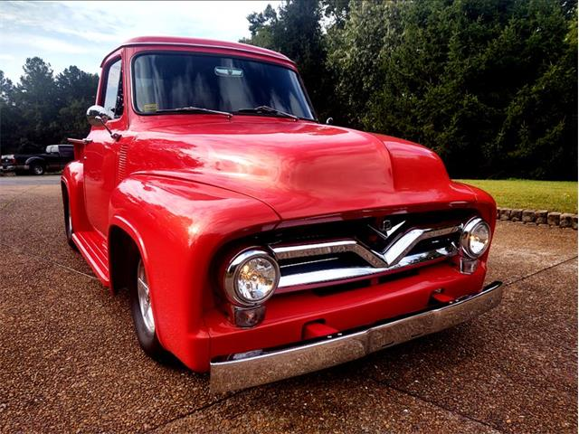 1955 Ford F1 (CC-1522982) for sale in Greensboro, North Carolina