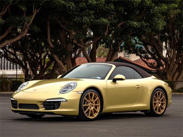 2012 Porsche 911S (CC-1522992) for sale in Marina Del Rey, California