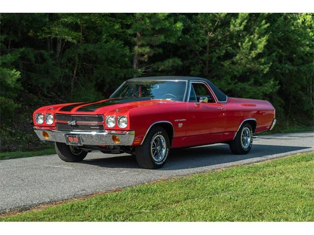 1970 Chevrolet El Camino (CC-1522997) for sale in Greensboro, North Carolina
