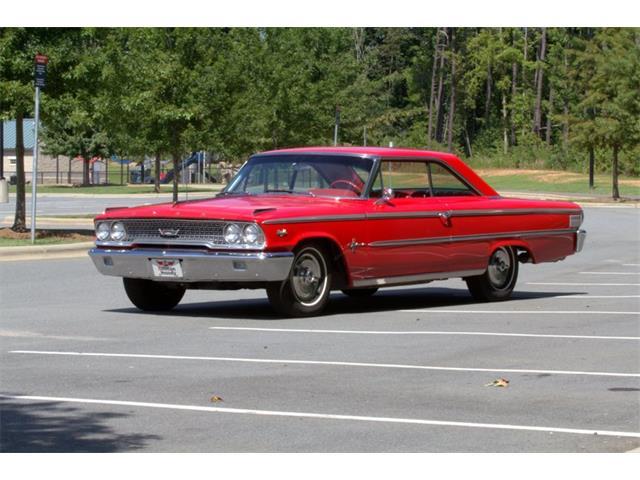 1963 Ford Galaxie (CC-1523001) for sale in Greensboro, North Carolina