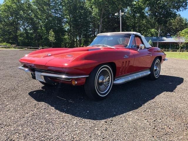1966 Chevrolet Corvette (CC-1523003) for sale in Greensboro, North Carolina
