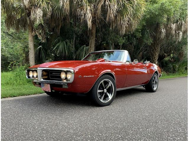 1967 Pontiac Firebird (CC-1523004) for sale in Clearwater, Florida