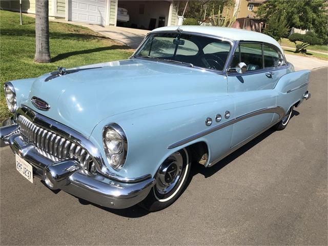 1953 Buick Super (CC-1523005) for sale in Riverside, California