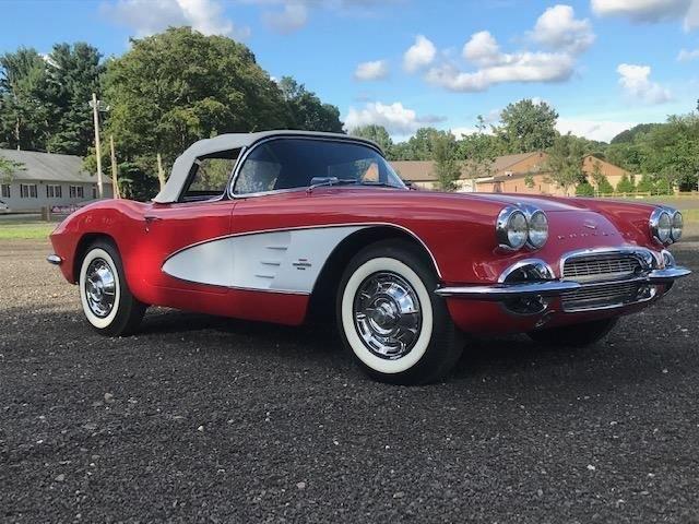 1961 Chevrolet Corvette (CC-1523006) for sale in Greensboro, North Carolina