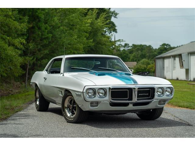 1969 Pontiac Firebird (CC-1523009) for sale in Greensboro, North Carolina