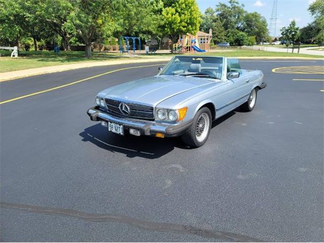 1982 Mercedes-Benz 380SL (CC-1520301) for sale in Cadillac, Michigan