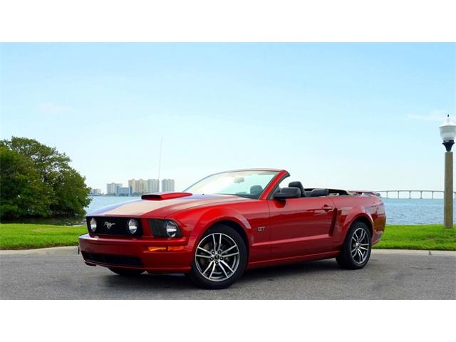 2007 Ford Mustang (CC-1523011) for sale in Clearwater, Florida
