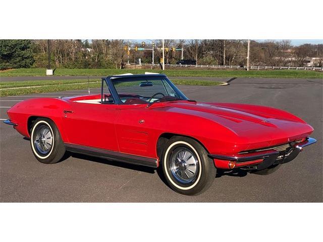 1964 Chevrolet Corvette (CC-1523017) for sale in West Chester, Pennsylvania