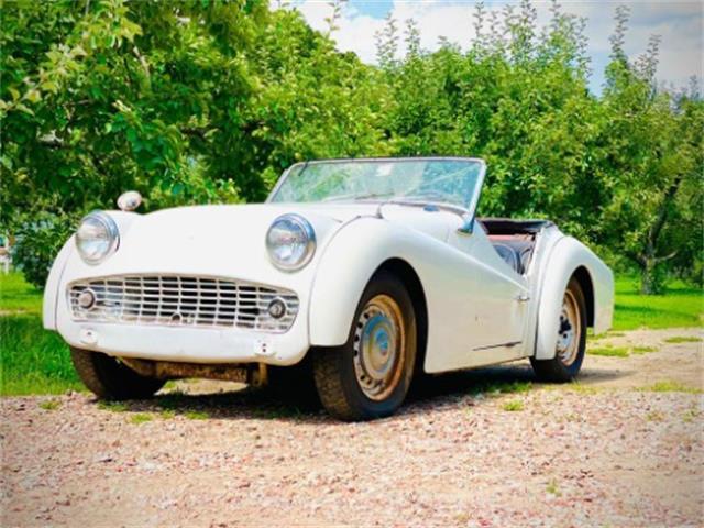 1959 Triumph TR3 (CC-1523019) for sale in Astoria, New York