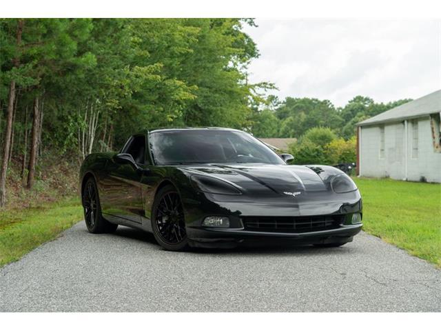 2009 Chevrolet Corvette (CC-1523020) for sale in Greensboro, North Carolina
