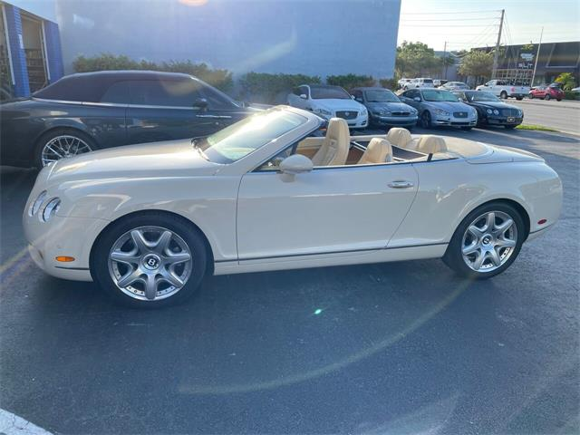 2008 Bentley Continental (CC-1523031) for sale in Fort Lauderdale, Florida
