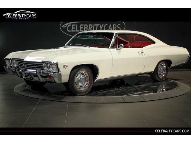 1967 Chevrolet Impala SS (CC-1523035) for sale in Las Vegas, Nevada