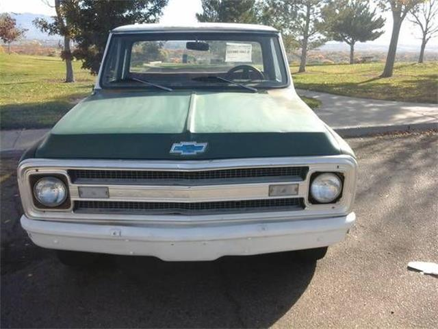 1969 Chevrolet C10 (CC-1520304) for sale in Cadillac, Michigan