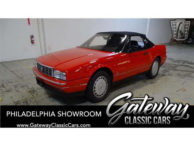 1990 Cadillac Allante (CC-1523043) for sale in O'Fallon, Illinois