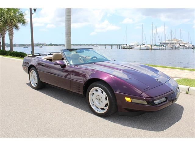 1992 Chevrolet Corvette (CC-1523051) for sale in Palmetto, Florida