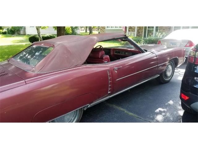 1971 Cadillac Eldorado (CC-1520306) for sale in Cadillac, Michigan