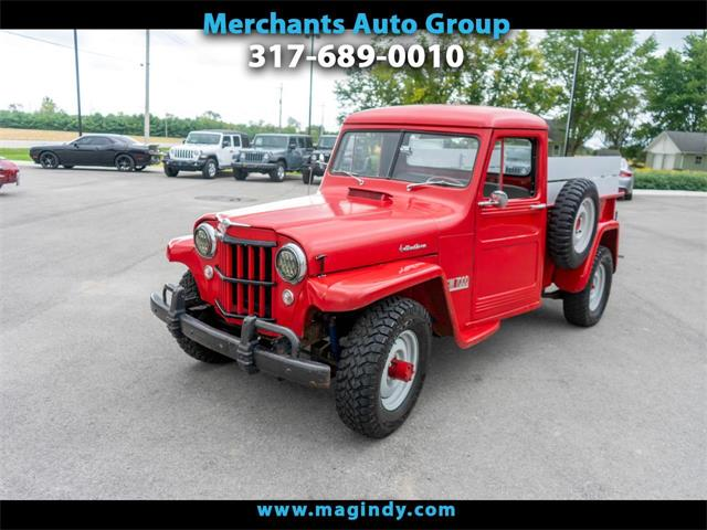 1954 Willys Jeepster (CC-1523060) for sale in Cicero, Indiana