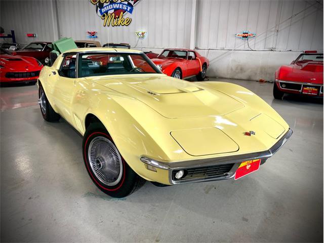 1968 Chevrolet Corvette (CC-1523061) for sale in Burr Ridge, Illinois